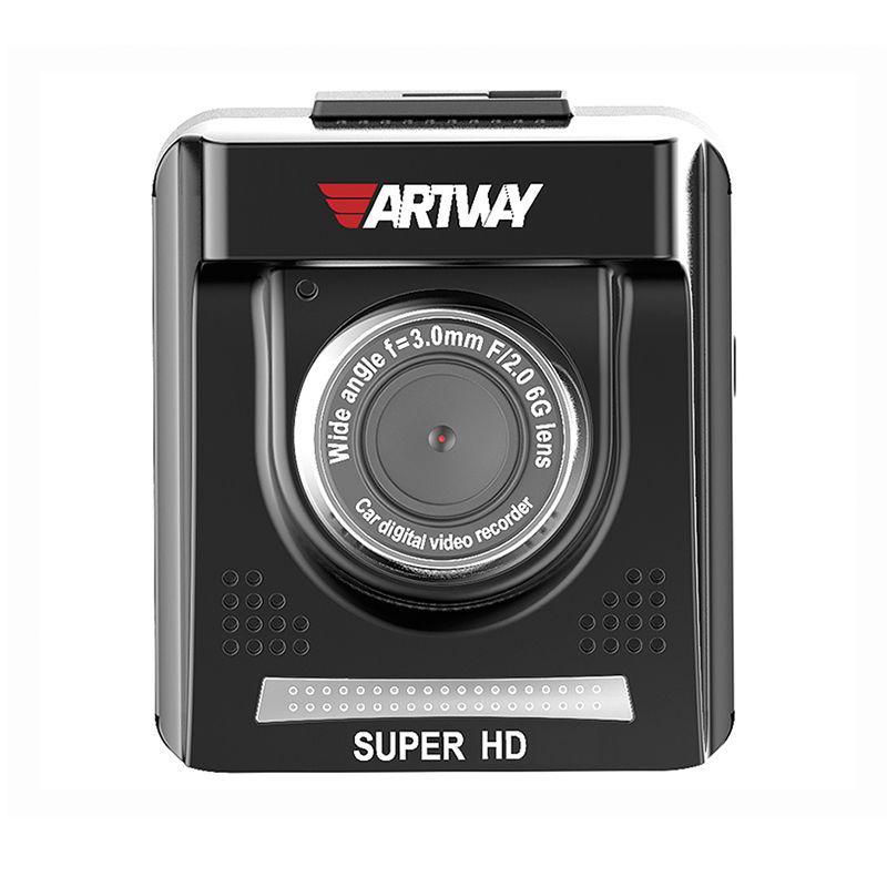 Видеорегистратор ARTWAY AV-710 черный