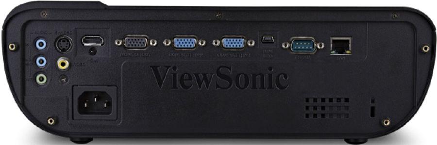 Проектор VIEWSONIC PJD7526w черный [vs16445]