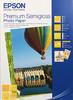 Бумага Epson C13S041332 A4, 20л, 251г/м2 Полуглянцевая высококачественная вид 1