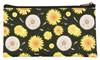 Пенал-косметичка Silwerhof 850930 Одуванчики 190х105мм текстиль