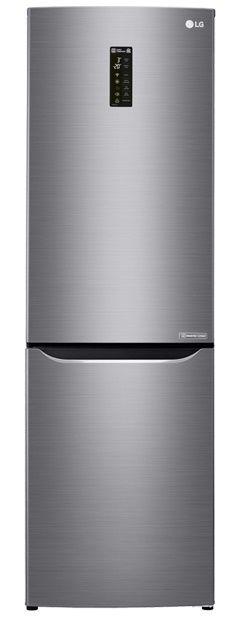 Холодильник LG GA-B429SMQZ серый (отремонтированный)