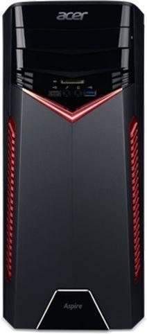 Компьютер  ACER Aspire GX-781,  Intel  Core i5  7400,  DDR4 8Гб, 1000Гб,  NVIDIA GeForce GTX 1060 - 3072 Мб,  DVD-RW,  CR,  Free DOS,  черный [dg.b88er.008]