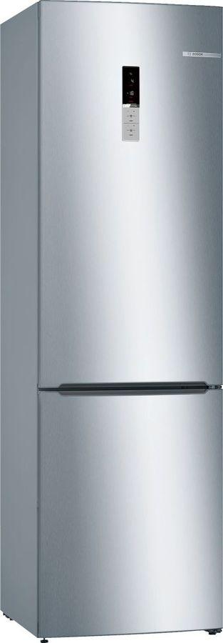 Холодильник BOSCH KGE39XL2AR,  двухкамерный, нержавеющая сталь