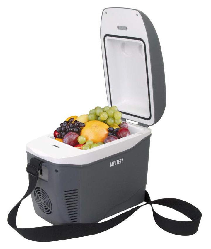 Автохолодильник MYSTERY MTC-8,  8л,  серый и черный [mtc- 8]