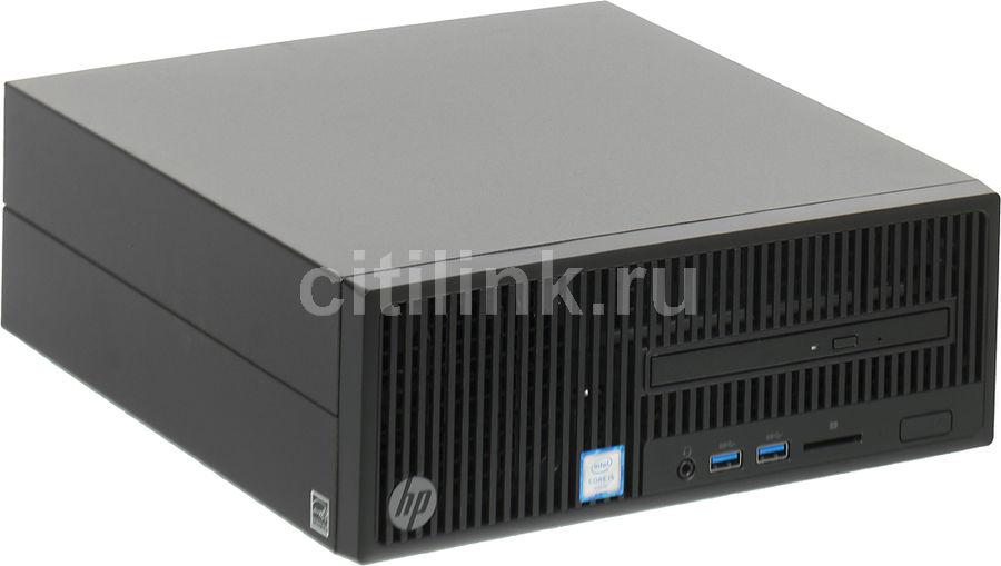 Компьютер  HP 280 G2,  Intel  Core i5  6500,  DDR4 4Гб, 500Гб,  Intel HD Graphics 530,  DVD-RW,  Free DOS,  черный [y5q32ea]