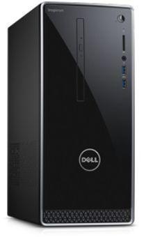 Компьютер  DELL Inspiron 3668,  Intel  Core i7  7700,  DDR4 12Гб, 1000Гб,  Intel GeForce GTX 1050 - 2048 Мб,  DVD-RW,  Linux,  черный [3668-0535]