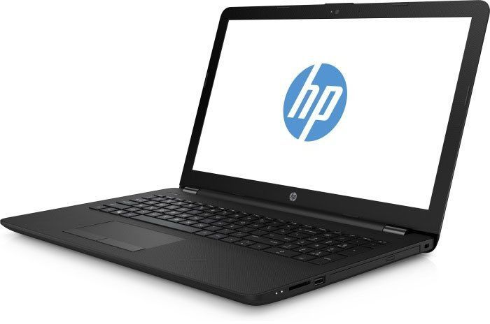 "Ноутбук HP 15-bs026ur Pen N3710/4Gb/500Gb/DVDRW/405/15.6""/HD/W10/black/WiFi/BT/Cam (отремонтированный)"
