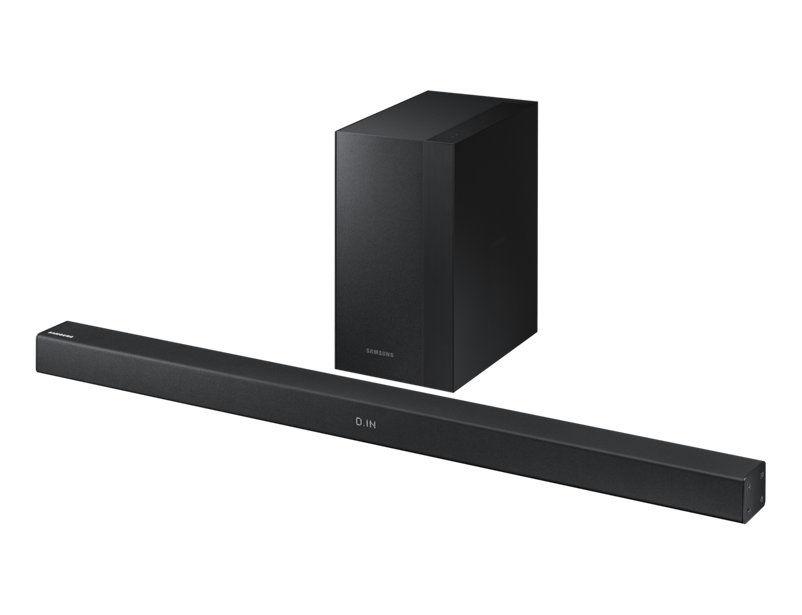 Звуковая панель SAMSUNG HW-M360/RU,  черный