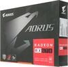 Видеокарта GIGABYTE AMD  Radeon RX 570 ,  GV-RX570AORUS-4GD,  4Гб, GDDR5, OC,  Ret вид 7