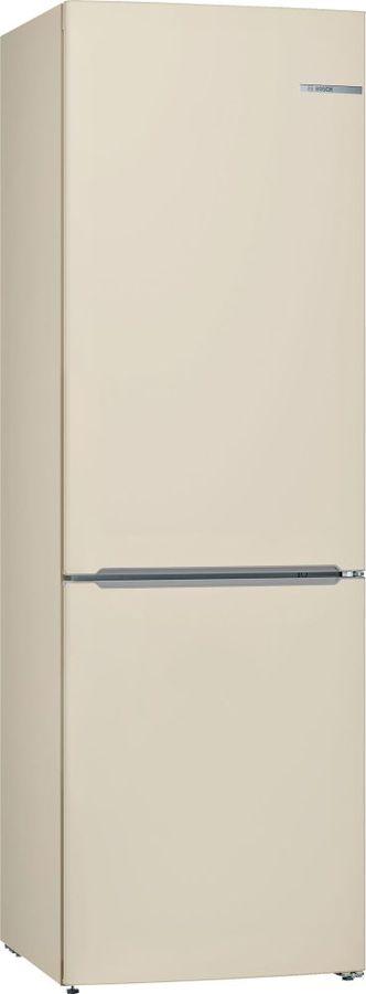 Холодильник BOSCH KGV36XK2AR,  двухкамерный,  бежевый
