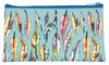 Пенал-косметичка Silwerhof 850926 Перья 190х105мм текстиль вид 1