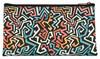 Пенал-косметичка Silwerhof 850927 Граффити 190х105мм текстиль вид 1
