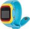 Смарт-часы GINZZU GZ-501,  красный/желтый / синий