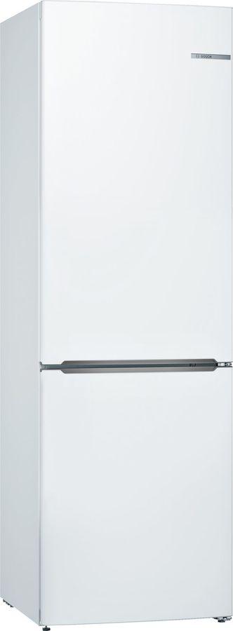 Холодильник BOSCH KGV36XW22R,  белый