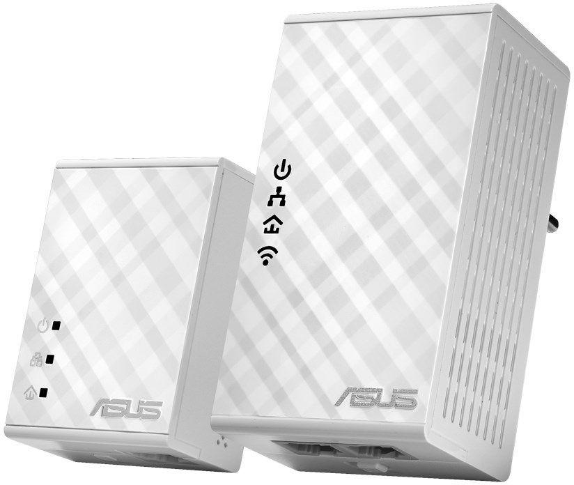 Сетевой адаптер PowerLine ASUS PL-N12 KIT Ethernet