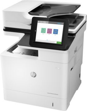 МФУ HP LaserJet Enterprise M631dn,  A4,  лазерный,  белый [j8j63a]