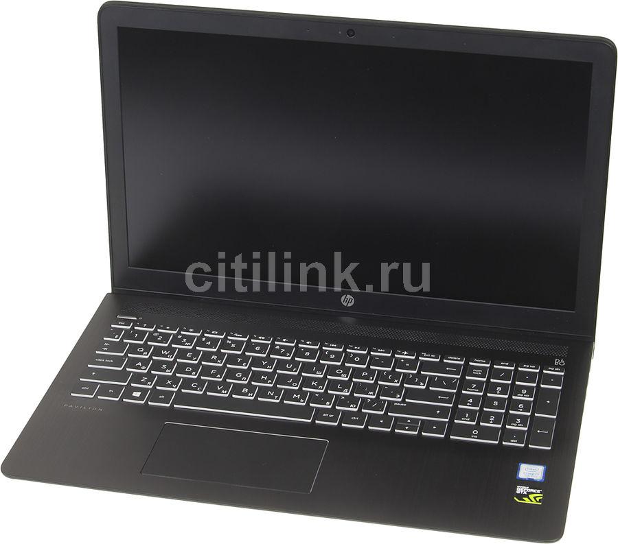 Ноутбук HP Pavilion 15-cb008ur, 1ZA82EA,  темно-серый