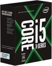 Процессор INTEL Core i5 7640X, LGA 2066 BOX [bx80677i57640x s r3fr]