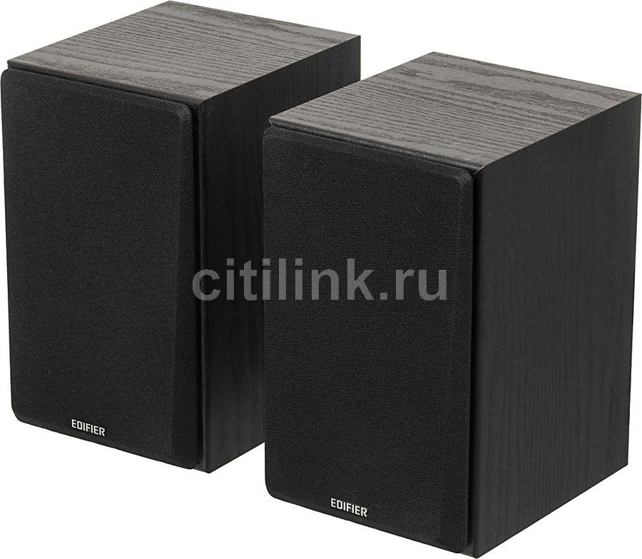 Колонки EDIFIER R1100,  черный [r1100 black]