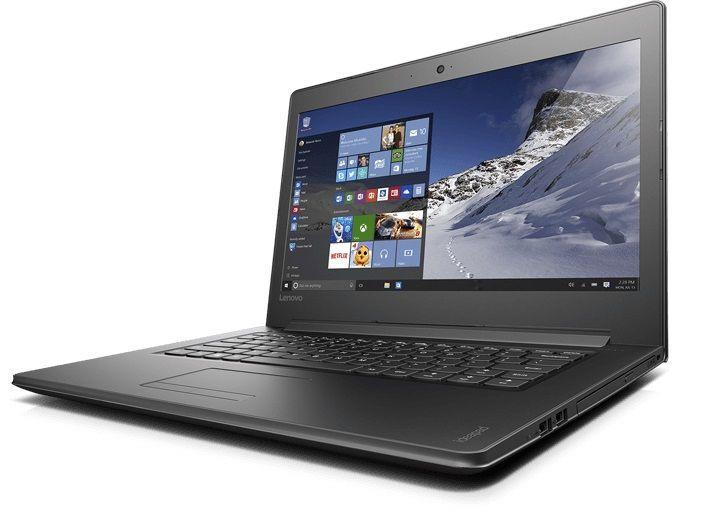 "Ноутбук LENOVO IdeaPad 310-15ISK, 15.6"", Intel  Core i3  6006U 2.0ГГц, 4Гб, 500Гб, Intel HD Graphics  520, Windows 10, 80SM0222RK,  черный"