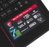 """Ноутбук MSI GS43VR 7RE(Phantom Pro)-202XRU, 14"""", Intel  Core i5  7300HQ 2.5ГГц, 16Гб, 1000Гб, nVidia GeForce  GTX 1060 - 6144 Мб, Free DOS, 9S7-14A332-202,  черный вид 11"""