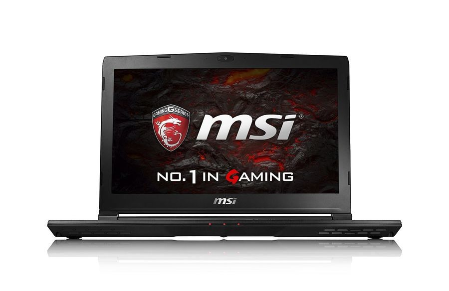 Ноутбук MSI GS43VR 7RE(Phantom Pro)-201RU, 9S7-14A332-201,  черный