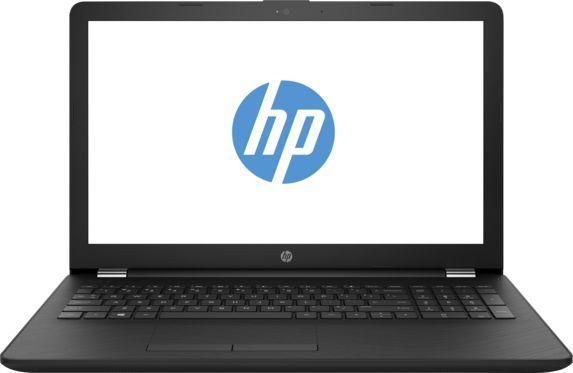 "Ноутбук HP 15-bs524ur, 15.6"", Intel  Pentium  N3710 1.6ГГц, 4Гб, 256Гб SSD,  Intel HD Graphics  405, Free DOS, 2GH52EA,  черный"