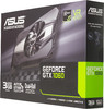 Видеокарта ASUS nVidia  GeForce GTX 1060 ,  PH-GTX1060-3G,  3Гб, GDDR5, Ret вид 7