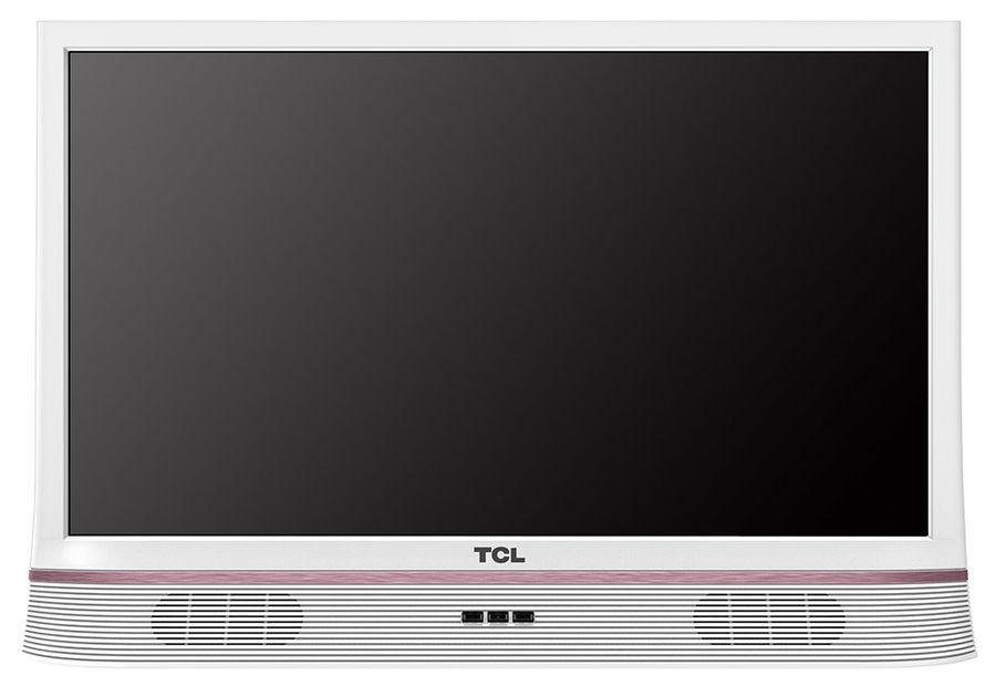 "LED телевизор TCL LED24D2900SA  ""R"", 24"", HD READY (720p),  белый"