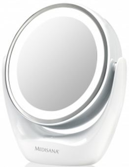 Зеркало двустороннее MEDISANA CM 835,  белый