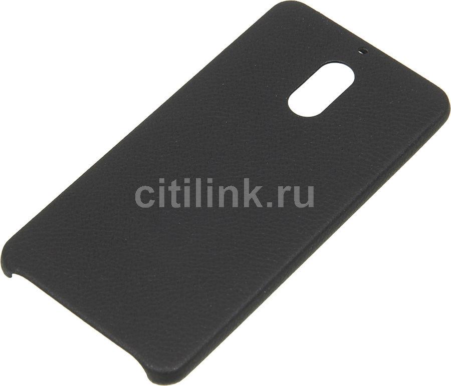 Чехол (клип-кейс)  Backcover INOI, для Nokia 6, черный [i-n-n6bcb]
