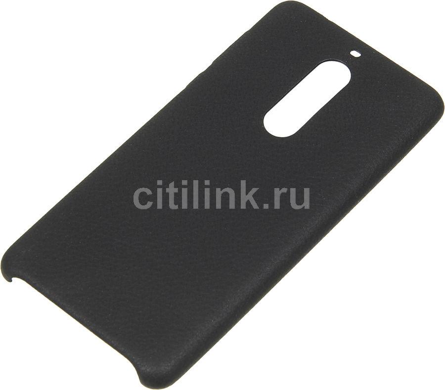 Чехол (клип-кейс)  Backcover INOI, для Nokia 5, черный [i-n-n5bcb]