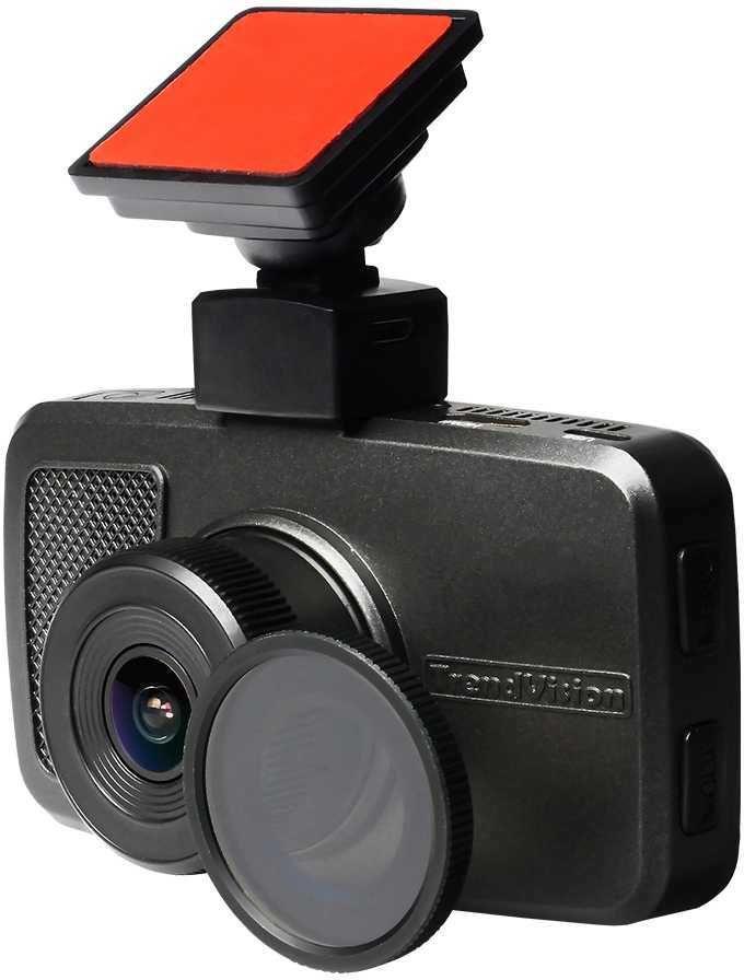 Видеорегистратор TRENDVISION TDR-718GP черный
