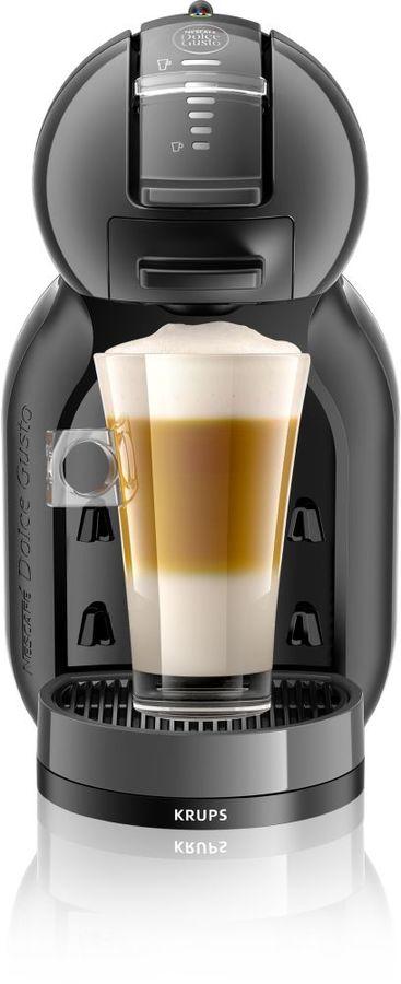 Капсульная кофеварка KRUPS Dolce Gusto KP120810, 1500Вт, цвет: черный [8000036123]