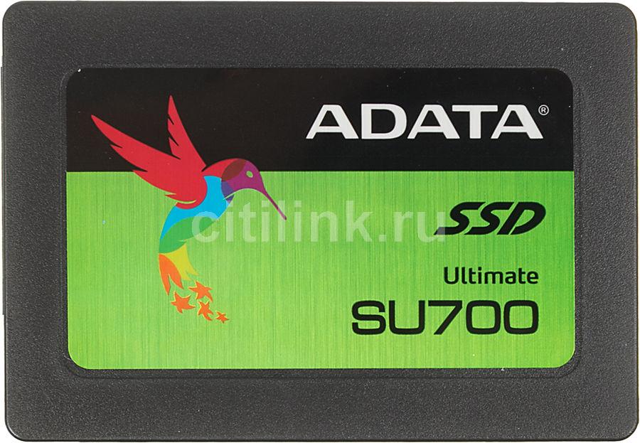 SSD накопитель A-DATA Ultimate SU700 ASU700SS-120GT-C 120Гб, 2.5
