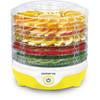 Сушилка для овощей и фруктов POLARIS PFD 2405D,  слоновая кость