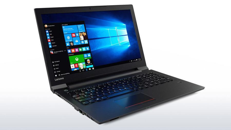 "Ноутбук LENOVO V310-15ISK, 15.6"", Intel  Core i3  6006U 2.0ГГц, 4Гб, 1000Гб, AMD Radeon  530 - 2048 Мб, DVD-RW, Windows 10 Home, 80SY03RSRK,  черный"