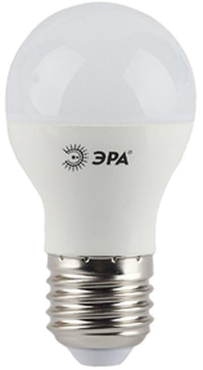 Лампа ЭРА A60-10w-827-E27, 10Вт, 900lm, 30000ч,  2700К, E27,  10 шт. [б0020532]