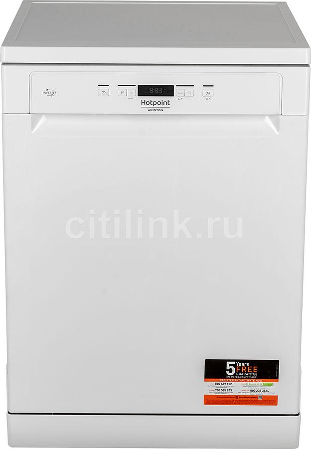 Посудомоечная машина HOTPOINT-ARISTON HFC 3C26,  полноразмерная, белая