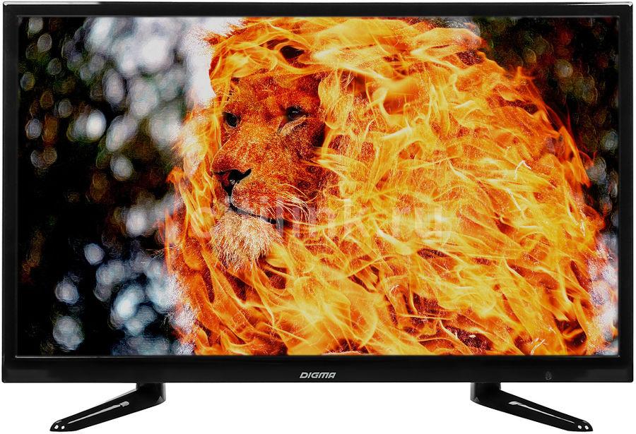 "LED телевизор DIGMA DM-LED24R201BT2  ""R"",  черный"