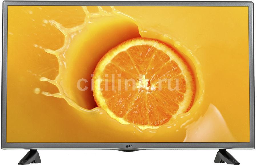 "LED телевизор LG 32LJ600U  ""R"",  серебристый"