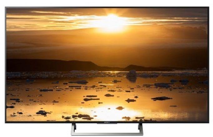 """LED телевизор SONY KD65XE7096BR2  65"""", Ultra HD 4K (2160p),  черный/ серебристый"""