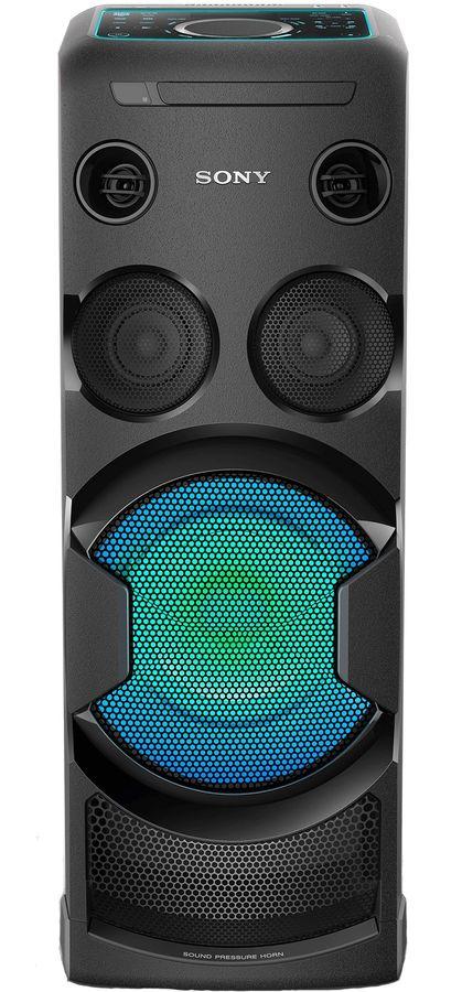 Купить Музыкальный центр SONY MHC-V50D, черный по выгодной цене в ... 005d2ae737a