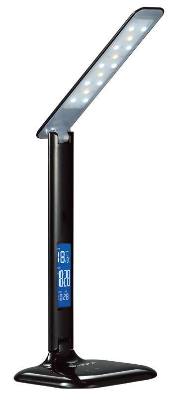 Светильник настольный SUPRA SL-TL505 на подставке,  5Вт,  черный [10925]
