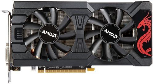 Видеокарта POWERCOLOR AMD  Radeon RX 470 ,  AXRX 470 4GBD5-DM,  4Гб, GDDR5, white box