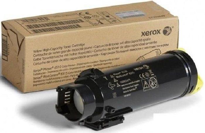Картридж XEROX 106R03487 желтый