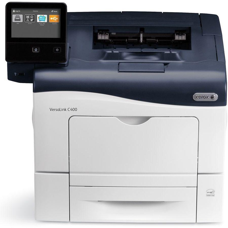 Принтер XEROX Versalink C400DN лазерный, цвет:  белый