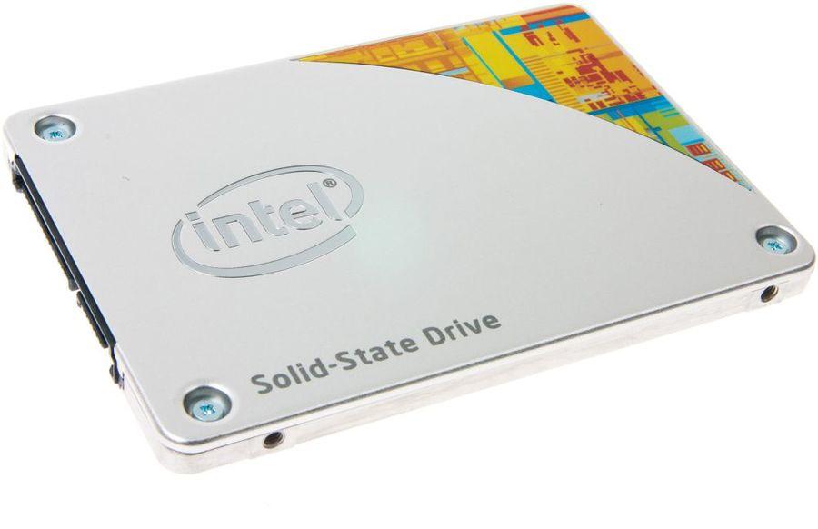"""SSD накопитель INTEL 530 Series SSDSC2BW080A4 80Гб, 2.5"""", SATA III"""