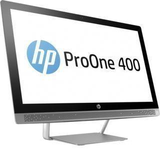 Моноблок HP ProOne 440 G3, Intel Core i7 7700T, 16Гб, 1000Гб, 128Гб SSD,  NVIDIA GeForce 930MX - 2048 Мб, DVD-RW, Windows 10 Professional, черный и серебристый [2tp44es]