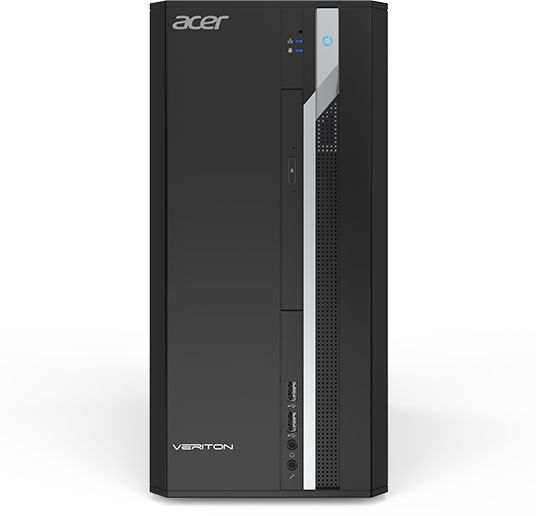 Компьютер  ACER Veriton ES2710G,  Intel  Core i5  7400,  DDR4 4Гб, 256Гб(SSD),  Intel HD Graphics 630,  Free DOS,  черный [dt.vqeer.019]